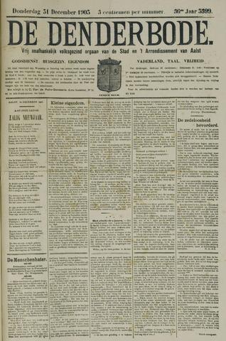 De Denderbode 1903-12-31