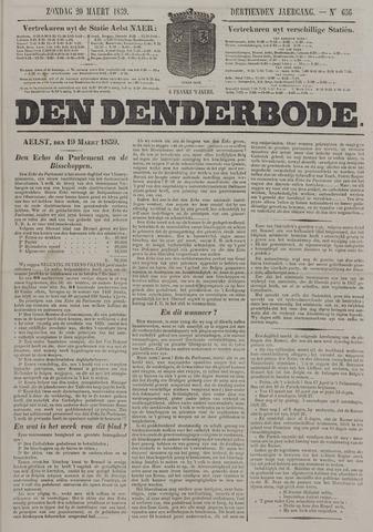 De Denderbode 1859-03-20
