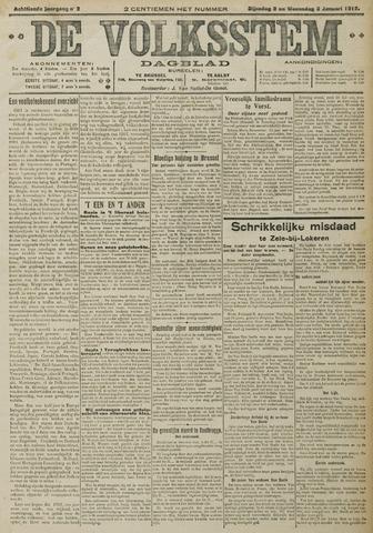 De Volksstem 1912