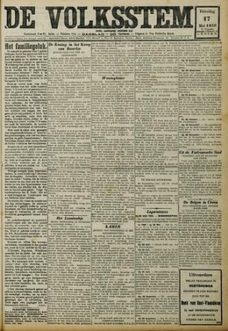De Volksstem 1930-05-17
