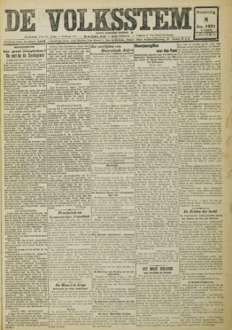 De Volksstem 1931-01-08