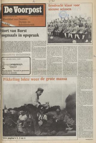 De Voorpost 1991-08-02
