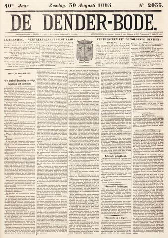 De Denderbode 1885-08-30