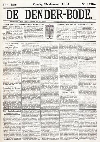 De Denderbode 1881-01-23