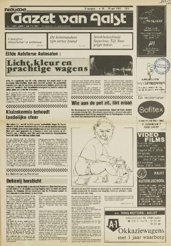 Nieuwe Gazet van Aalst 1983-04-16