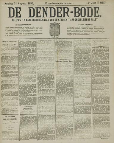 De Denderbode 1890-08-31
