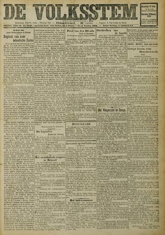 De Volksstem 1926-12-27