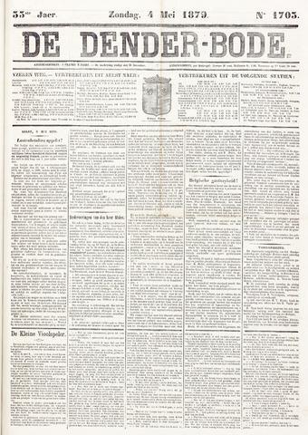 De Denderbode 1879-05-04
