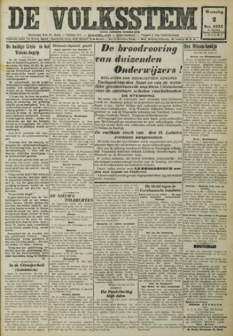 De Volksstem 1931-12-02