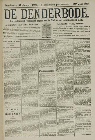 De Denderbode 1895-01-31
