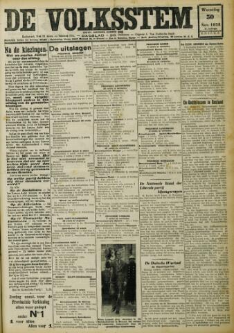 De Volksstem 1932-11-30