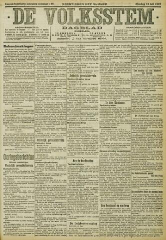 De Volksstem 1915-07-12