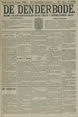 De Denderbode 1893-08-10