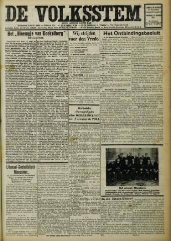 De Volksstem 1932-10-30