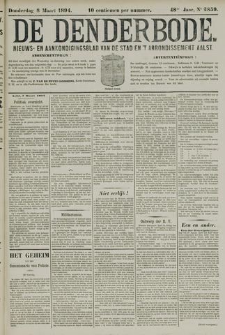 De Denderbode 1894-03-08