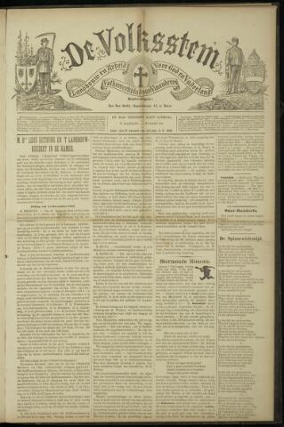 De Volksstem 1900-01-27