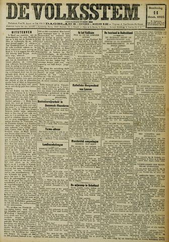 De Volksstem 1923-10-11