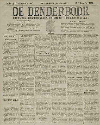 De Denderbode 1893-02-05