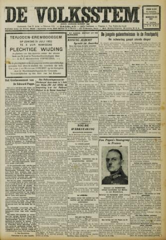 De Volksstem 1932-07-24