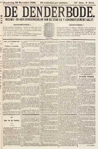 De Denderbode 1886-12-30