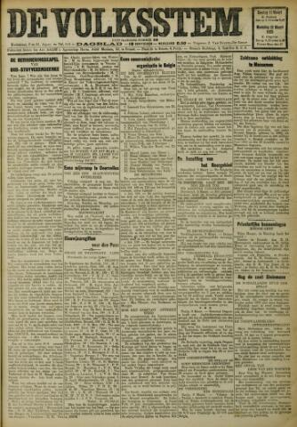 De Volksstem 1923-03-11