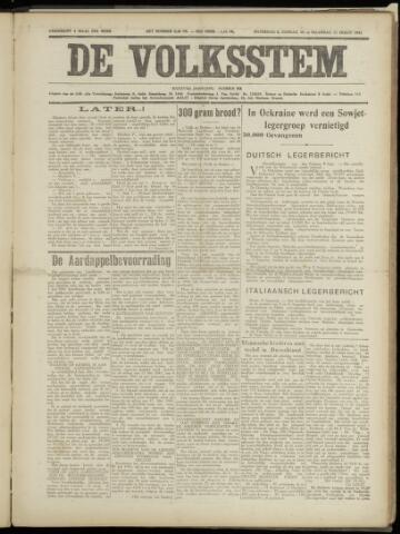 De Volksstem 1941-08-09