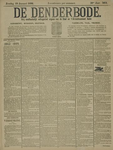 De Denderbode 1896-01-19