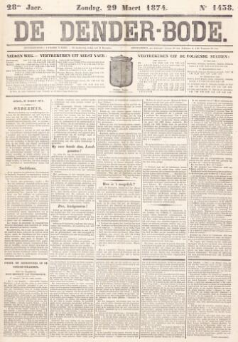 De Denderbode 1874-03-29