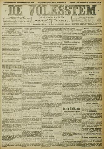 De Volksstem 1915-11-07