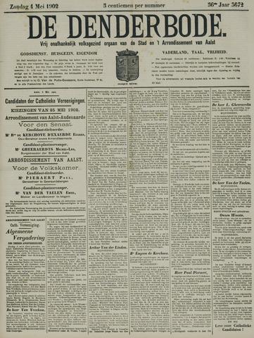 De Denderbode 1902-05-04