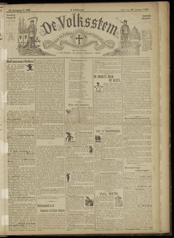 De Volksstem 1907-01-26