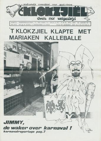 Klokzjiel 1984-04-01