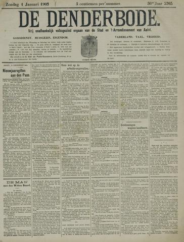 De Denderbode 1905