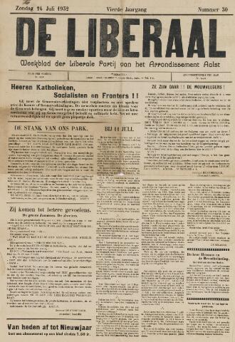 De Liberaal 1932
