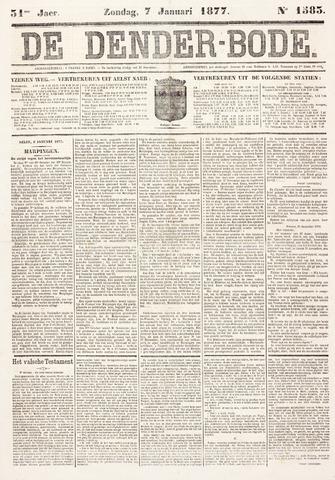 De Denderbode 1877