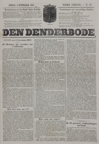 De Denderbode 1857-09-06