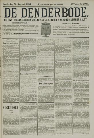 De Denderbode 1894-08-30