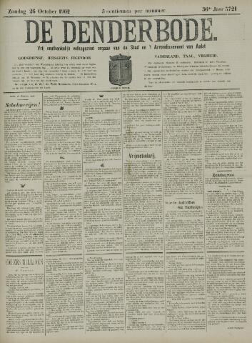 De Denderbode 1902-10-26