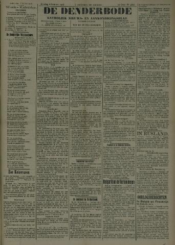 De Denderbode 1918-10-06