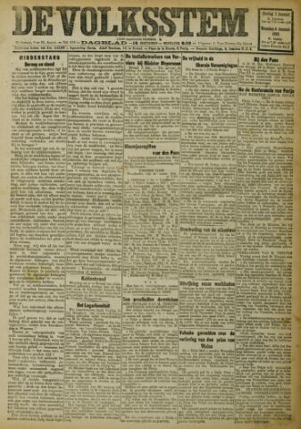 De Volksstem 1923-01-07