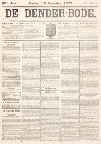 De Denderbode 1873-12-28