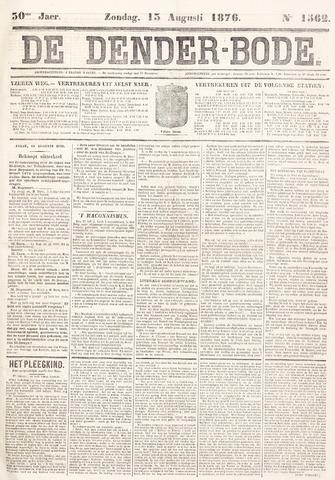 De Denderbode 1876-08-13