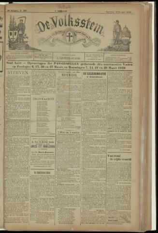De Volksstem 1910-01-15