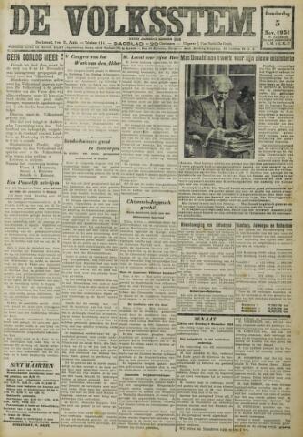 De Volksstem 1931-11-05