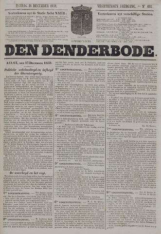 De Denderbode 1859-12-18