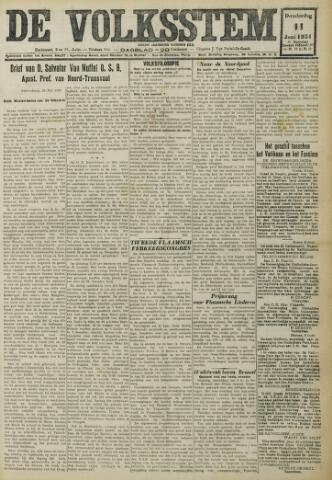 De Volksstem 1931-06-11