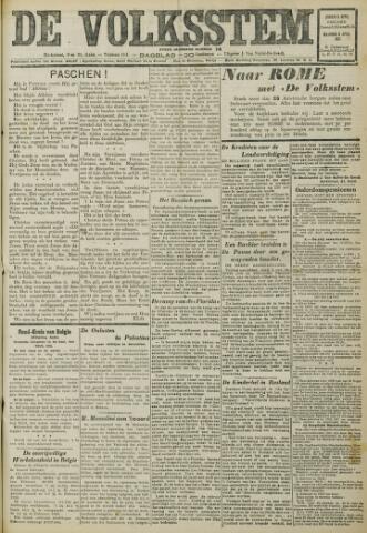 De Volksstem 1931-04-05