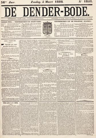 De Denderbode 1882-03-05