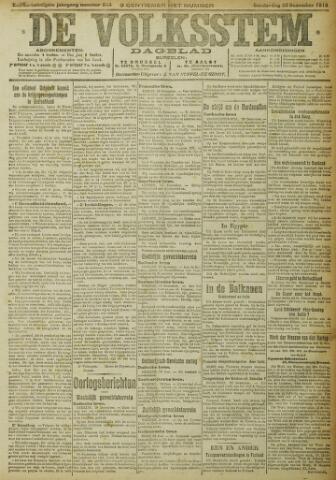 De Volksstem 1915-12-30