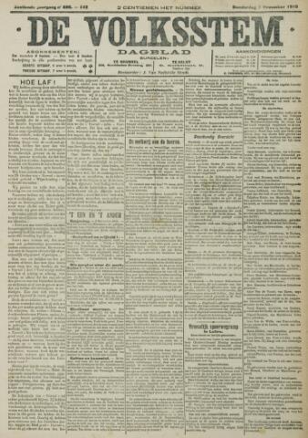 De Volksstem 1910-11-03